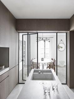 D Design Blog | more inspiration at droikaengelen.com -JR Apartment by Nicolas…