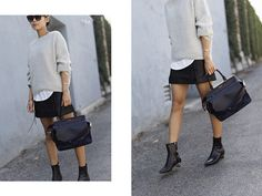 aimee_song_of_style_calvin_rucker_leather_skirt_kenzo_boots_rag_and_bone_bag_celine_sunnies