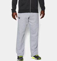 Most Comfortable Athletic Pants: Under Armour Men's Rival Fleece Pants