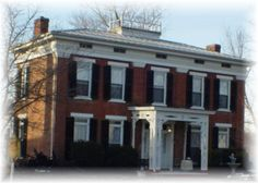 The FEDERAL home style is a neoclassical style from the late 18th-early 19th century which in many respects resembles the Georgian type home. However, where the Georgian home tends to be more Spartan, the Federal home adds detail, such as decorative garlands, a semicircular fanlight over the front door, or decorative shutters. They tend to feature low pitched or flat roofs, symmetrically arranged windows around a doorway in the center, and elliptical or circular windows.