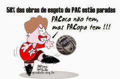 BLOG DO ALUIZIO AMORIM: Sponholz: Só há dinheiro para a Copa! FACE = compartilhou a foto de Alvaro Dias. 31052014 - - - E assim entrarão para a história lamentavelmente!