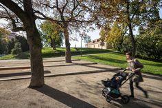 Heroldovy sady Park restoration in Prague Šmídová Landscape Architects www.smidova-la.com