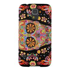 #Sugar #Skull Samsung #GalaxyS5 Case - Colorful! $42.95