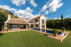 Villa for Sale in Benahavís, Costa del Sol. Click on pic for more information.