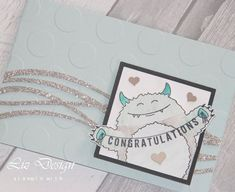 Stampin with Liz Design Yummy in my Tummy Stampin Up Card