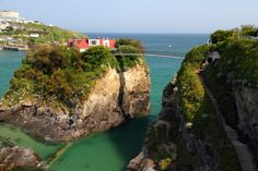 Unusual holiday houses | House in the Sea, Newquay Island, north Cornwall (Condé Nast Traveller)