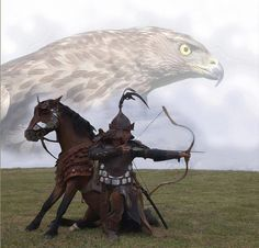 Mongol :-)