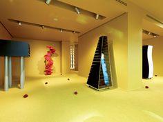 HOMAGE TO SHIRO KURAMATA @ CAPPELLINI SHOWROOM MILAN | The New Yooxer