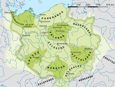 Eslavos occidentales (siglos IX-X)