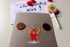 "DIY Hunde Karte ""Stärke"""