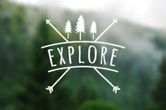 Hey, I found this really awesome Etsy listing at https://www.etsy.com/listing/264361942/decal-explore-tree-vinyl-decal-for-cars