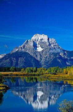 Grand Teton National Park - United States of America
