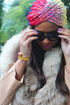 want this  #Missoni Turban for spring!