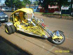 Wild Trike!