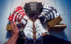 The summer of the Nike Air More Uptempo draws to a close. Which was your…