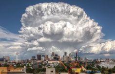 Explosão nuclear em Denver? - Fernando Moreira: O Globo