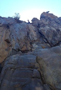 Mission Trails Regional Park inSan Diego ~ Lots of hiking trails and great rock climbing too! #hiking #sandiego