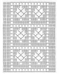 Resultado de imagem para gráficos de tapetes grandes de crochê