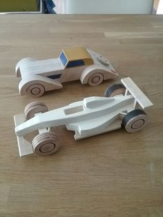 Wood design cars by sdegroot
