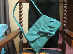 Sunday bag  perfect for brunch or going to by MySistersBaggageCT
