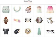 http://www.fashiondupes.com/2013/07/best-of-june.html