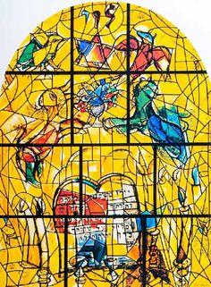 Marc Chagall   Le Vetrate   Tutt Art
