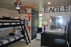 Good room for Zack
