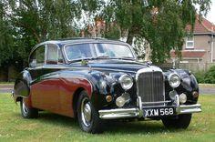 1959 Jaguar Mk IX Auto