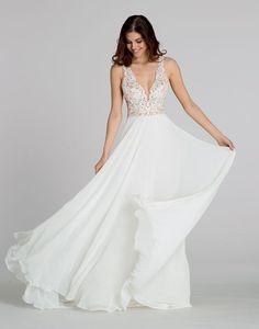 Bridal Gowns, Wedding Dresses by Tara Keely - Style tk2557