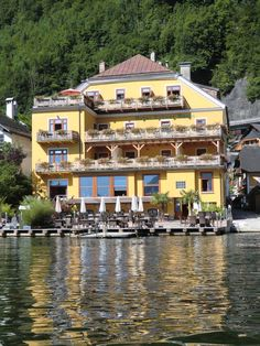 Seehotel Grüner Baum, Hallstatt, Austria