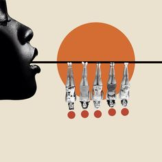 Iger of the week: - Polkadot Surreal Collage, Surreal Art, Collages, Graphic Design Posters, Graphic Art, Cristiana Couceiro, Photography Collage, Food Photography, Good Vibe