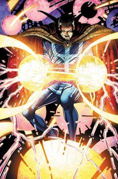 Doctor Strange by John Romita Jr.