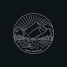 A Brownie market o brownie alcohol Logos, Typography Logo, Logo Design Inspiration, Icon Design, River Logo, Photo Images, Story Instagram, Badge Design, Design Graphique