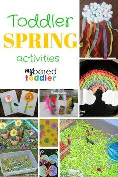 spring activities fo