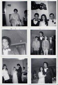 Priscilla Presley Wedding, King Elvis Presley, Graceland Elvis, Elvis Presley Family, Elvis And Priscilla, Elvis Presley Photos, Lisa Marie Presley, Create Photo Album, Elvis Wedding