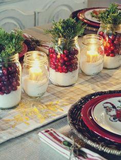 30 Red and Green Scandinavian Winter Wedding Ideas ...