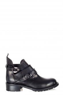 VIA ROMA 15 - LOW BOOTS - 240611 - BLACK http://www.commetoi.it/eshop/index.php