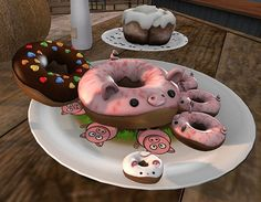 boogers ak donuts | Flickr - Photo Sharing!