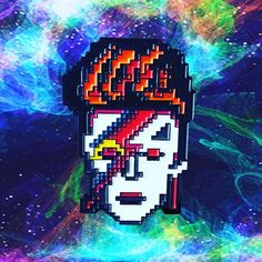 Repost @sokay_designs Two years ago we lost not only a true legend but a kind precious freaky star child. He lives forever. Pick up our tribute at the link in bio. #pingame #pingamestrong #sokaydesigns #davidbowie #ziggystardust #aladdinsane #etsy #etsyshop #etsyseller #8bit #8bitart #enamelpin #enamelpins #lapelpins #lapelpin #pincommunity #pincollection #pincollector #hatpin #hatpins #starchild #bbllowwnnup #pinlord #patchgame (Posted by https://bbllowwnn.com/) Tap the photo for purchase…