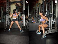 Want a firmer, smaller, sexier butt? Give this intensive routine a whirl—your glutes won't know what hit 'em! #glutes #tush #booty #behind #rear #workout #fitness