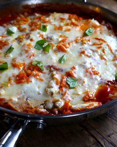 Gluten Free Skillet Lasagna