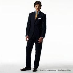 Luxury suit for men 2011 - beautiful suit For Youth 2011 | Men Fashion