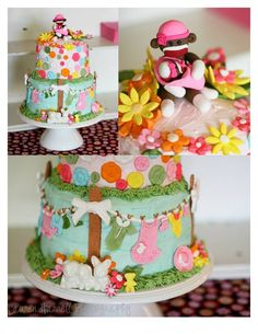 Baby shower cake #babyshower