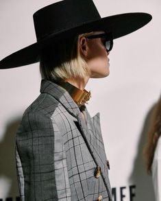 The Ritz – Lack of Color High Street Fashion, Modern Punk Fashion, Street Style, Fall Fashion Outfits, Womens Fashion, Editorial, Witch Fashion, Girl With Hat, Black Trim
