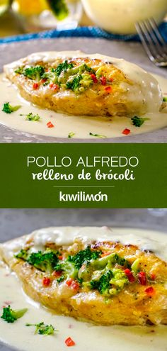 Mexican Food Recipes, New Recipes, Real Food Recipes, Chicken Recipes, Cooking Recipes, Healthy Recipes, Ethnic Recipes, Pollo Alfredo, Dinner For Two