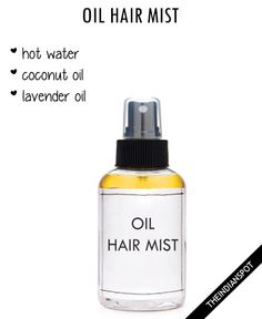 Hairsprays purchased from stores are undoubtedly some of the most chemical laden cosmetic products on the market today! They contain artificial preservatives...