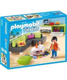 Novedad Sala De Estar Villa De Lujo Playmobil Disponible En Www