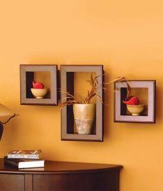 wooden wall bookshelves - Google Search