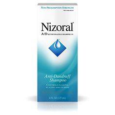 Oz Nizoral A-D Anti-Dandruff Shampoo Relieve Itchy Scalp Hair Loss Control - Hair Loss Treatment Best Anti Dandruff Shampoo, Dandruff Control, Best Shampoos, Anti Hair Loss Shampoo, Dandruff Remedy, Itchy Scalp Hair Loss, Itchy Flaky Scalp, Shampoo For Itchy Scalp, Top