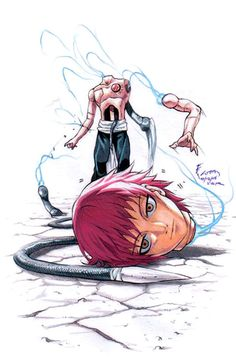 Sasori the Unbreakable by Nick-Ian.deviantart.com on @deviantART